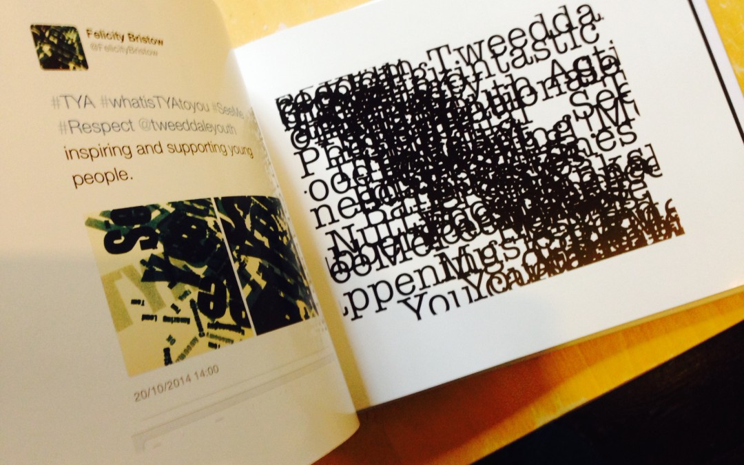 #TYA a dedicated artist book